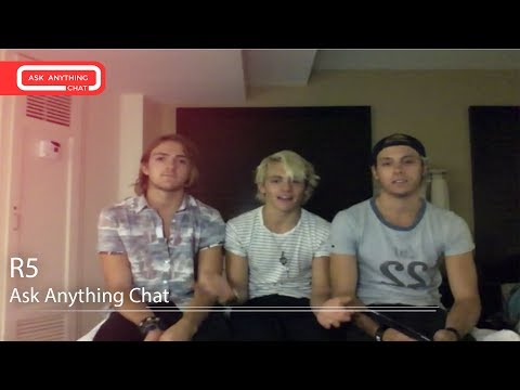 R5 MRL Ask Anything Chat w/ Romeo (Full Version)
