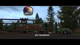 American Truck Simulator Rusty Pete !!OREGON!!