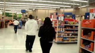 Actin Black in Walmart pt 1