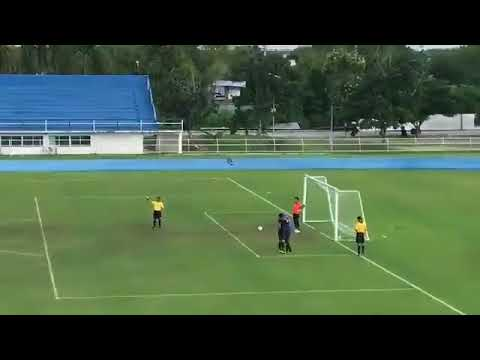 Goalkeeper early celebration fail penalty shootout   FUNNY VIDEO