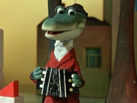 Крокодил Гена - День рождения - YouTube