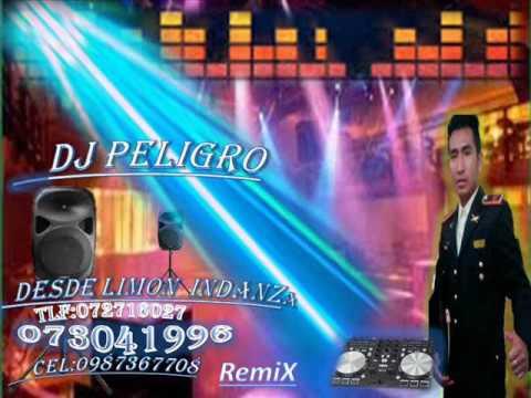 CUMBIAS  ROMANTICA  BAILABLE  ABEL ARIAS DJ PELIGRO  2016