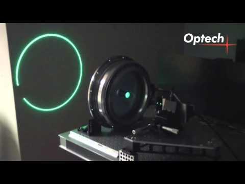 CZMIL Lidar - Rotating Scanner