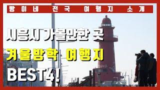 [자막]시흥시 겨울방학 여행지 가볼만한곳 Best4 추…