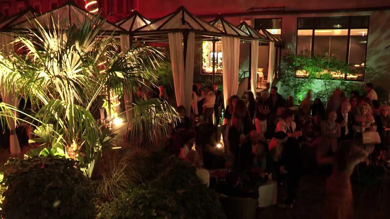 Manin garden hotel manin milano youtube for Hotel manin milano