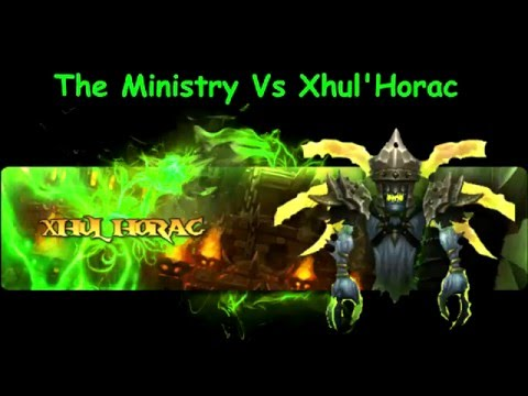 Xhul'Horac Mythic vs The Ministry