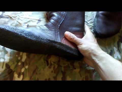 Custom Kicks In The Woods...Moccasins!