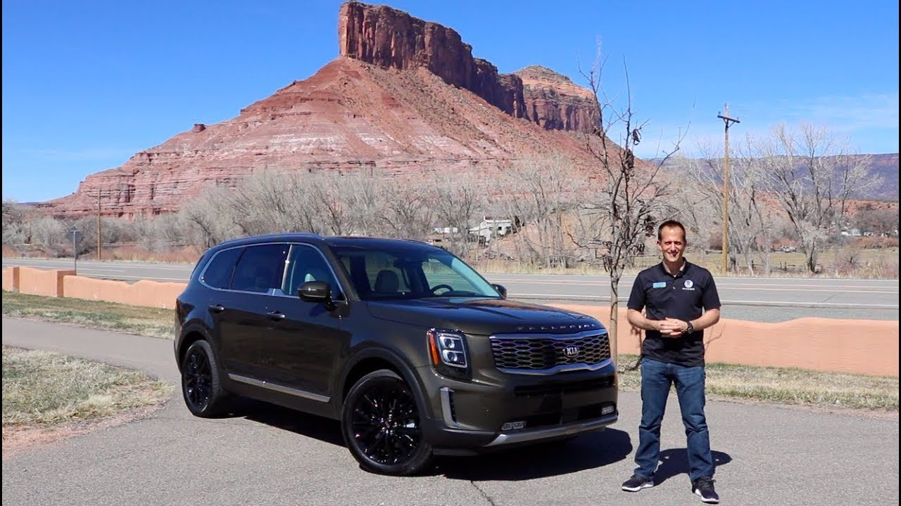 Is the all new 2020 Kia Telluride the BEST SUV you can BUY ...