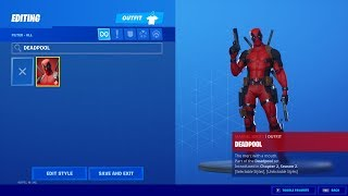How To Get Deadpool Skin Now! Fortnite Week 7 Deadpool Challenges