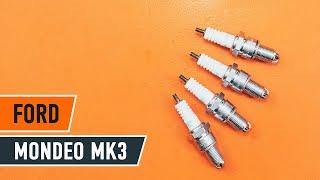 Kā nomainīt aizdedzes sveces FORD MONDEO MK3 Sedan [AUTODOC VIDEOPAMĀCĪBA]