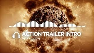 (Royalty Free Music) Action Trailer Intro   Aggressive Powerful Cinematic Music For Films and Media