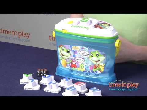 letter factory phonics from leapfrog