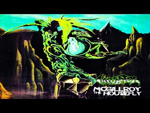 Incubator - Mc Gillroy The Housefly [Full-length Album] 1992
