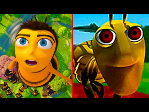 Thumbnail: 10 Horrible Movie Rip Offs (Disney, Pixar and Dreamworks)