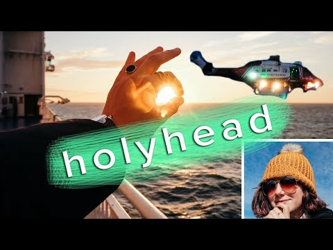 8 Hours in HOLYHEAD  (Wales)