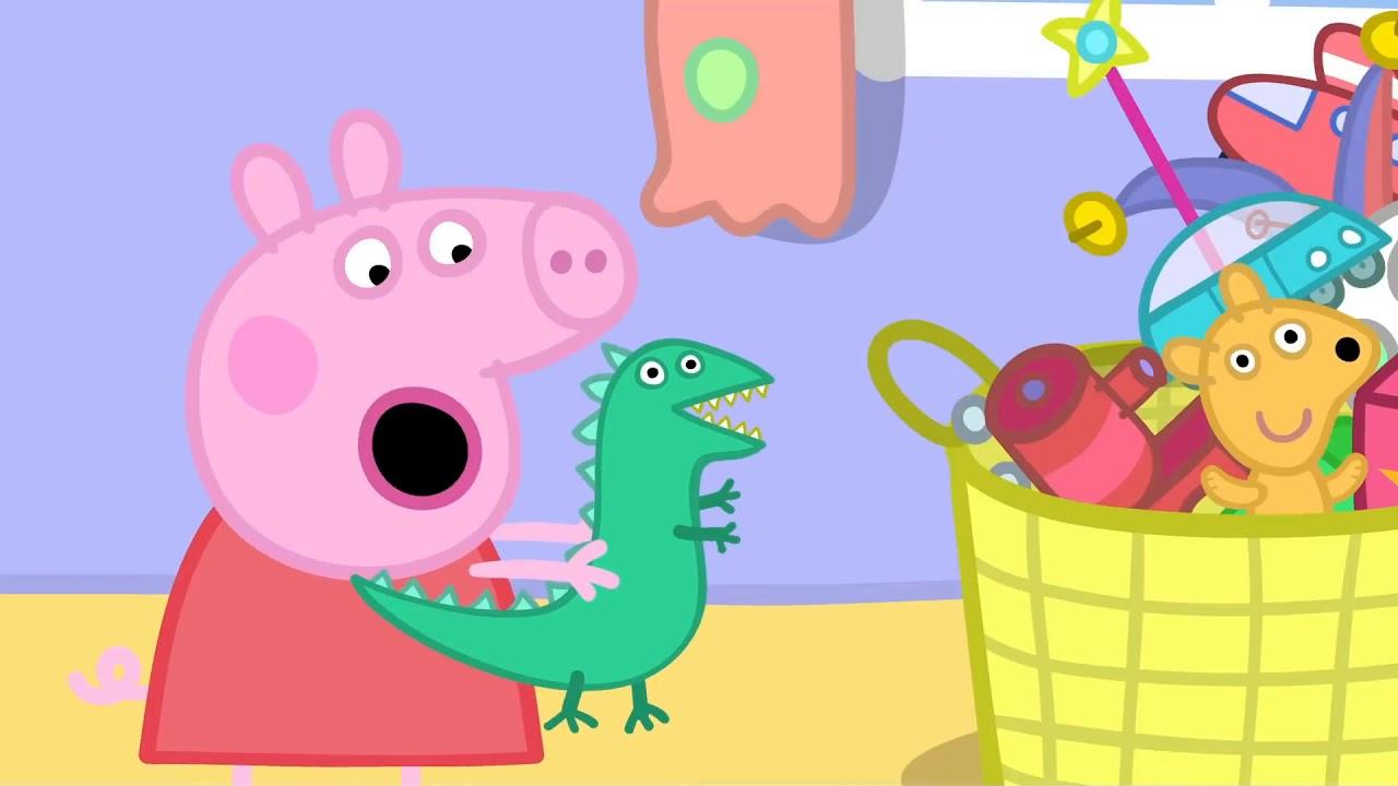 🔴¡Aprende los Palabras con Casa de Peppa Pig!🔴 ¡Video para Niños!