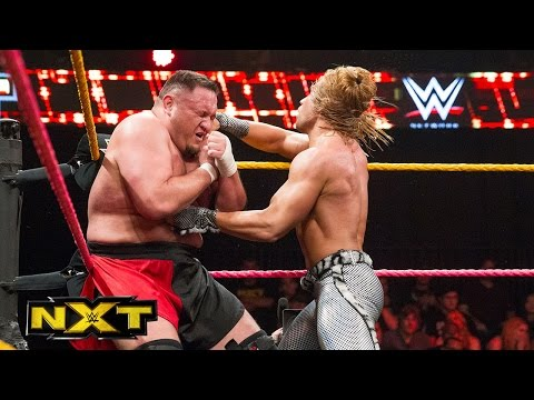 Samoa Joe vs. Tyler Breeze: WWE NXT, Oct. 28, 2015