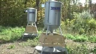 Automatic Horse Feeder - Feed Smart System - Fisher Farms   PA