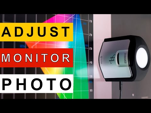 How to Calibrate Monitor For Photography with X-Rite i1