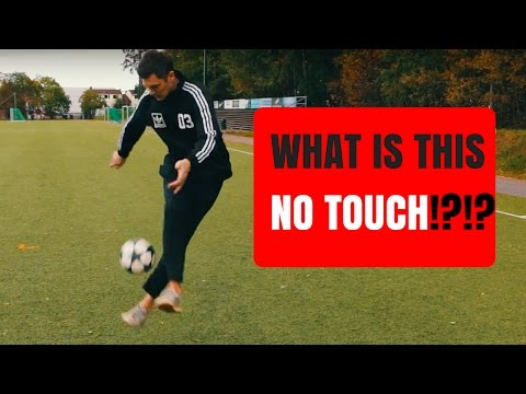 No Touch - Freestyle Football Trick - NT - AZUN