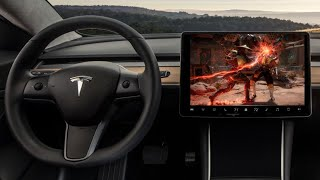 Tesla News   Unity And Unreal Video Games Coming Soon