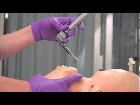 endotracheal intubation video - photo #34
