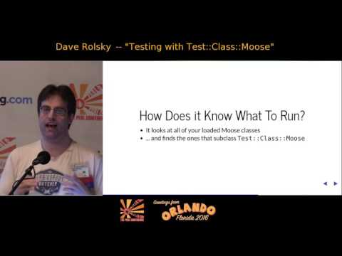 Testing with Test::Class::Moose