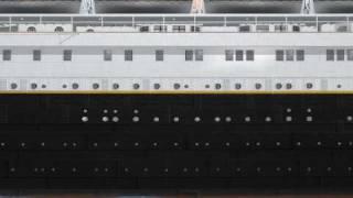 R.M.S. Titanic for Virtual Sailor 7: Then & Now