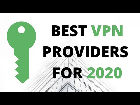 Best VPN Providers For 2020: 6 Most Reliable, Fast, And Affordable Ones.