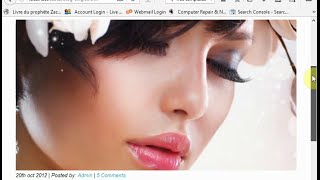 How to add a css template to your web site using visual studio 2013
