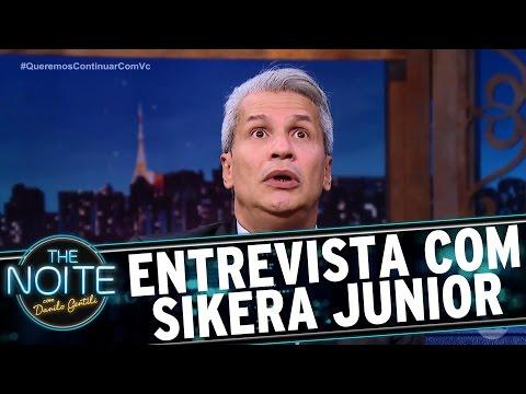 Entrevista com Sikêra Júnior  The Noite 300317