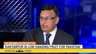 Barkha Dutt & Ambassador Hussain Haqqani on Ahmadi Muslims in Pakistan