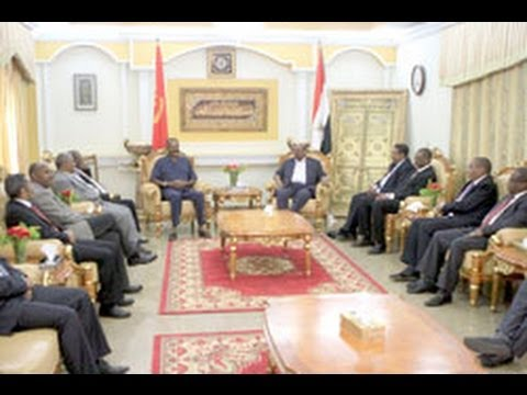 Eritrea: President Isaias visits Oil Refinery in Republic of Sudan | Eri-TV