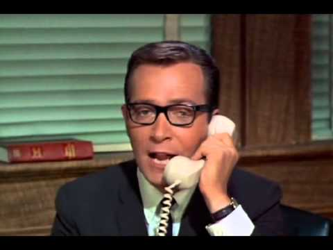 Green Acres   Bernie Kopell Phone Scene