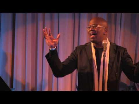 "Tituss Burgess singing ""Quiet"" written by Jonathan Reid Gealt"