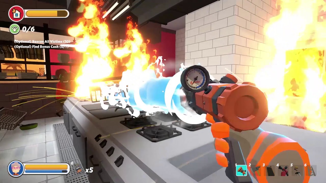 Embr Early Access Now Available on Steam, Stadia
