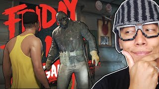 O ROSTO DO JASON PART 6 - Friday the 13th the Game