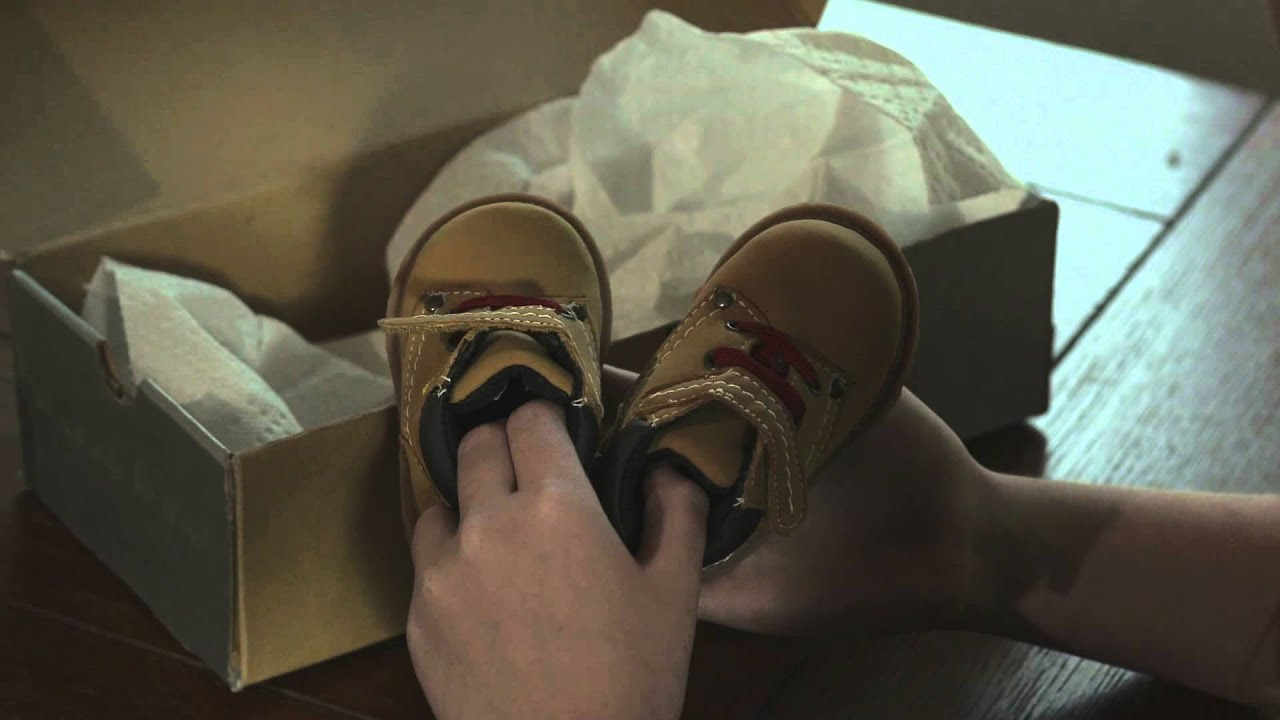For Sale: Baby Shoes, Never Worn - YouTube