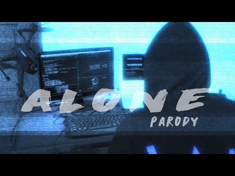 Alan walker - alone (parody) by bang jhony