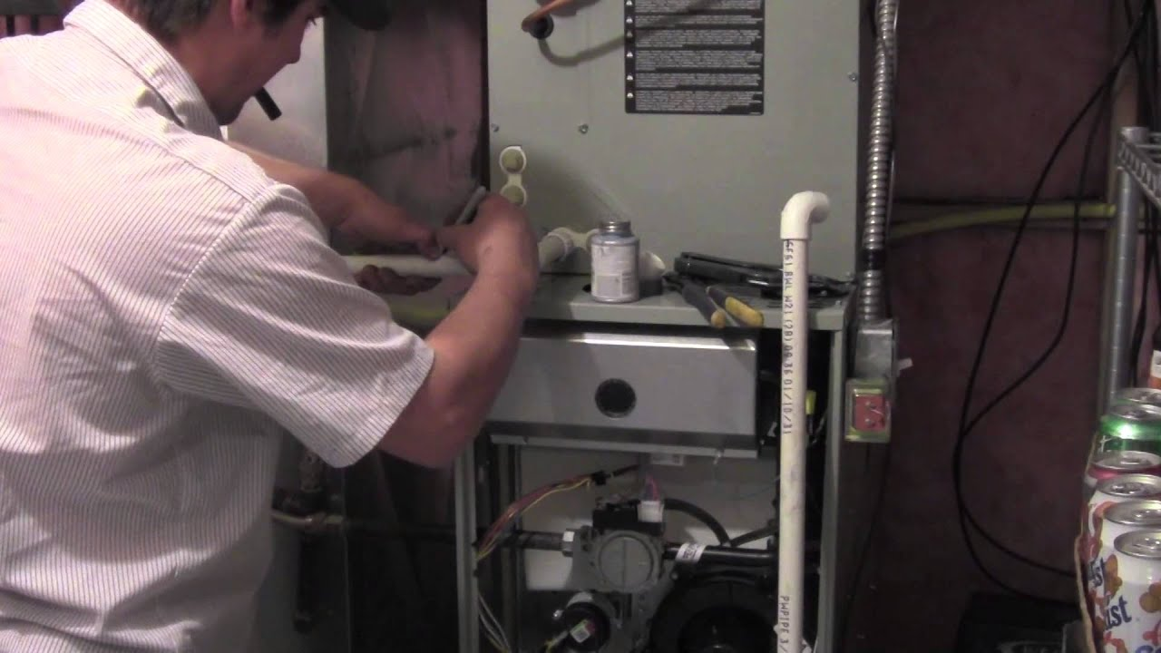 Furnace Complete Install  YouTube