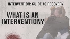 What Is An Intervention? An Interventionist Explains | A&E