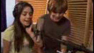 Zac Efron and Vanessa Hudgens - Breaking Free (Remix)
