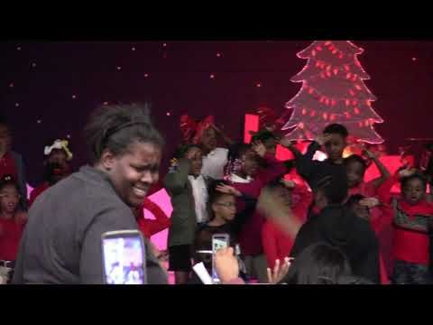 Otis J Brock Elementary School - Lights, Camera, Christmas