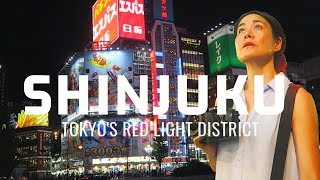 9 Things you MUST Know SHINJUKU Tokyo  | Watch This Before You Go
