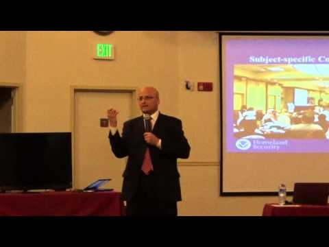 Departement Of Homeland Security Conference-05/08/2015-Part 1