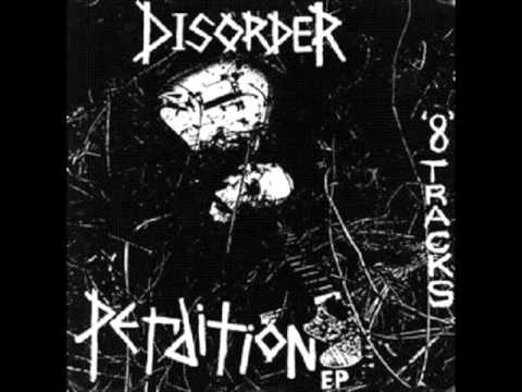 Disorder - Preachers