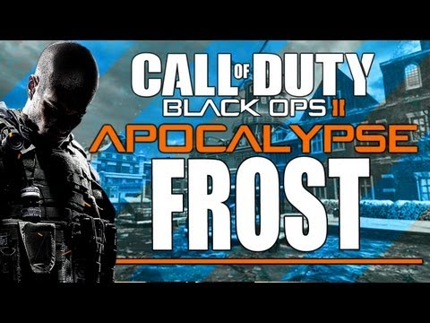 """FROST"" Multiplayer - Black Ops 2 Gameplay - New APOCALYPSE Map Pack 4 COD DLC BO2!"