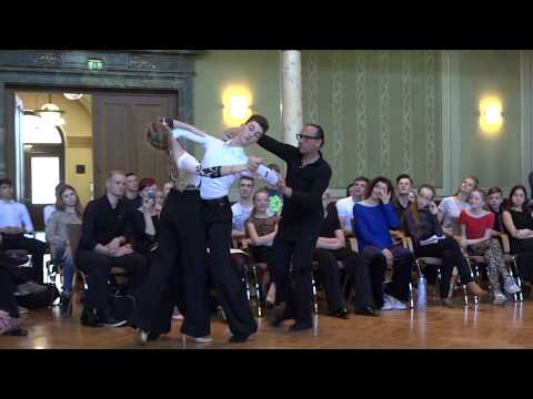 THE CAMP 2016 Ballroom Lecture on Sway by Fabio Selmi