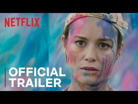 Netflix's Unicorn Store trailer: Brie Larson and Sam Jackson reunite