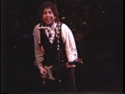 Bob Dylan - Exhilerated I Want You - London 8.2.1990